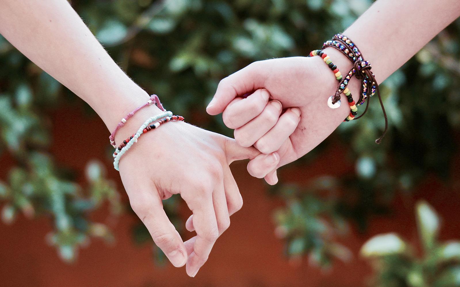 Armbanden met betekenis