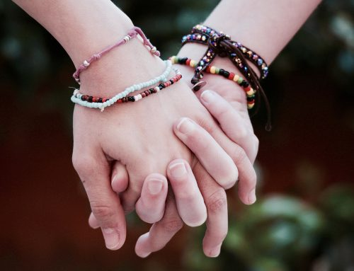 Vriendschaps armband